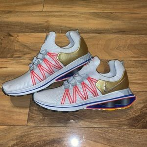 😱 MENS SIZE 10.5 NIKE SHOX GRAVITY RUNNING SHOES